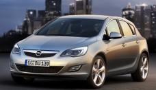 New Opel Astra GTC Sharp Looks Drive Wallpaper HD