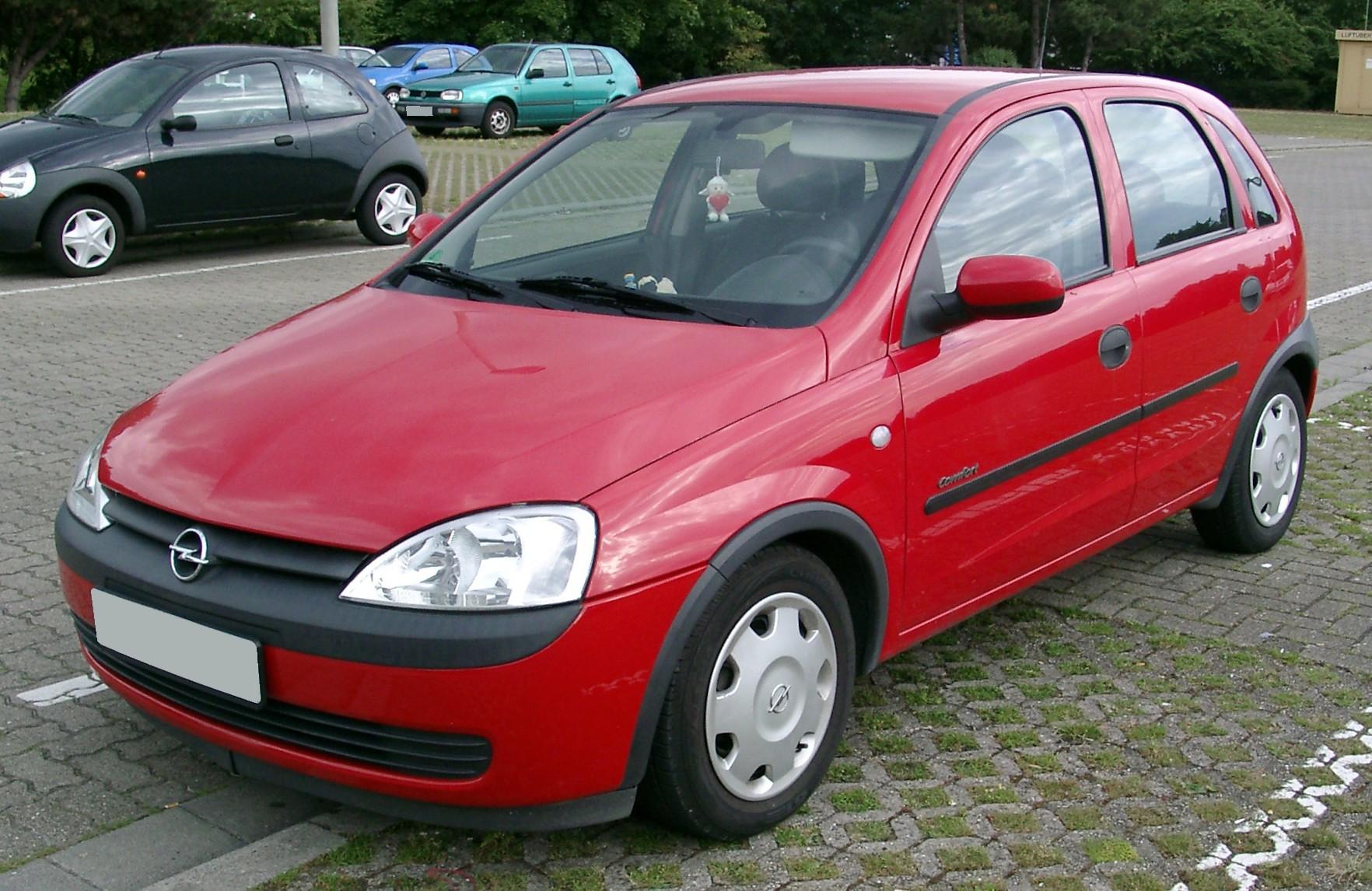 Opel Corsa Bilder Desktop Backgrounds Wallpaper