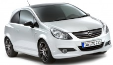 Opel Corsa limited- edition car rental fees Wallpaper Backgrounds