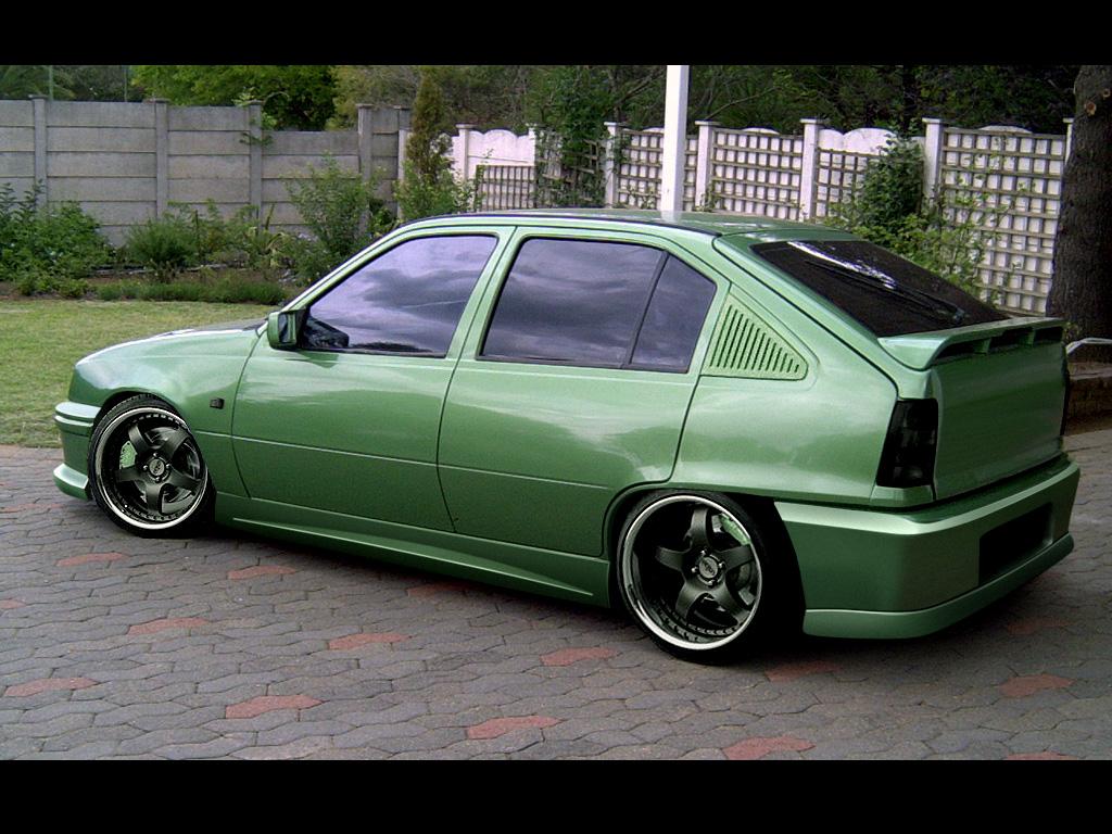 Opel Kadett photos Desktop Backgrounds