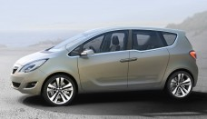 Opel Meriva Concept wallpaper Facelift image Desktop Backgrounds