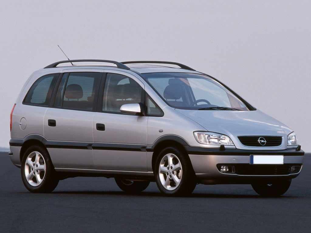 Opel Zafira A High Resolution Wallpaper Free