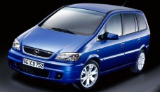 Opel Zafira duvar designed and manufactured Wallpapers Download