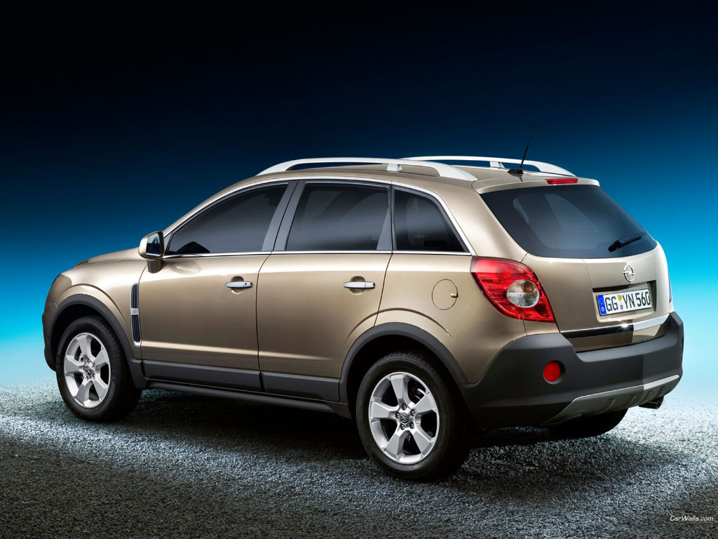 Opel Antara Concept picture models Wallpaper Backgrounds