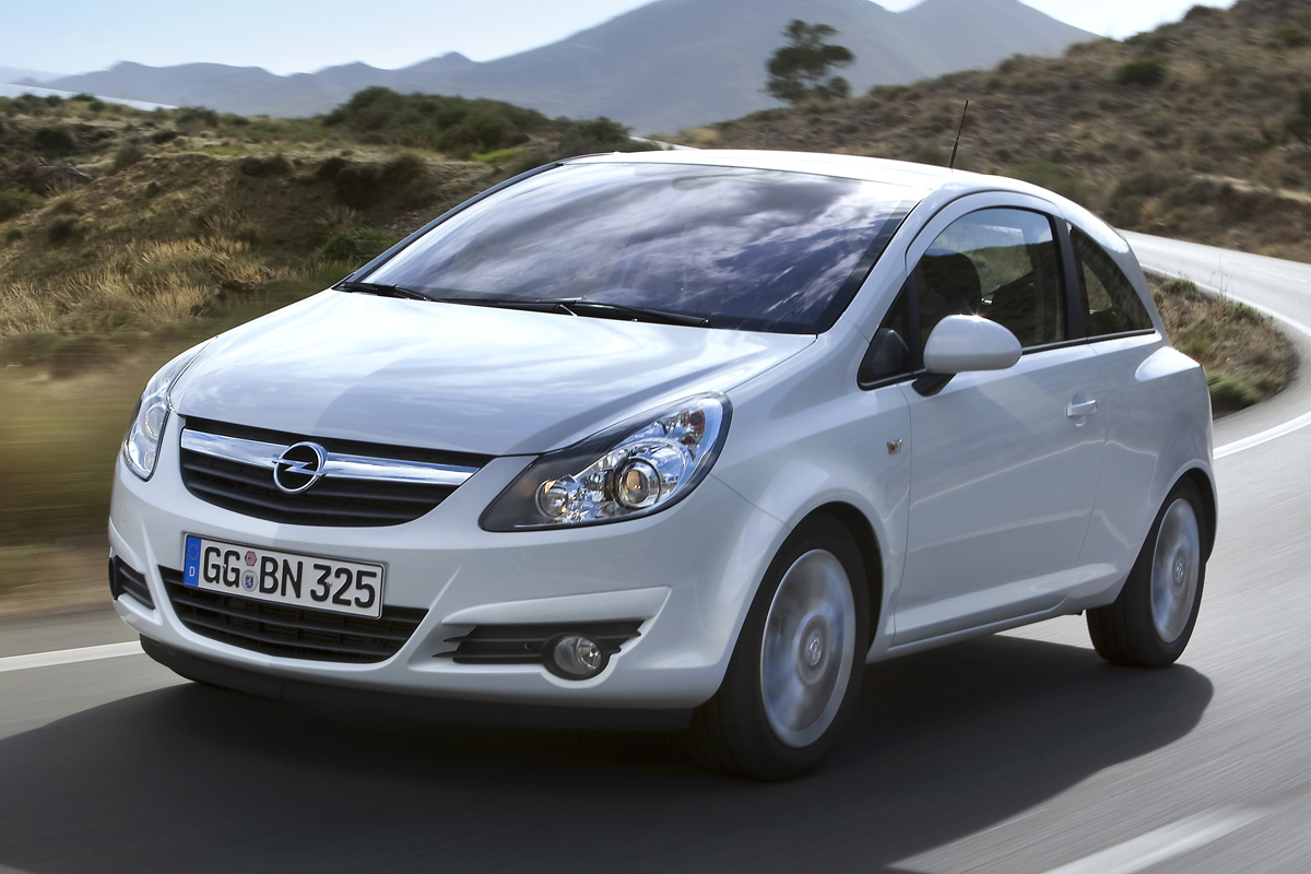 opel corsa designed and manufactured Wallpapers Download