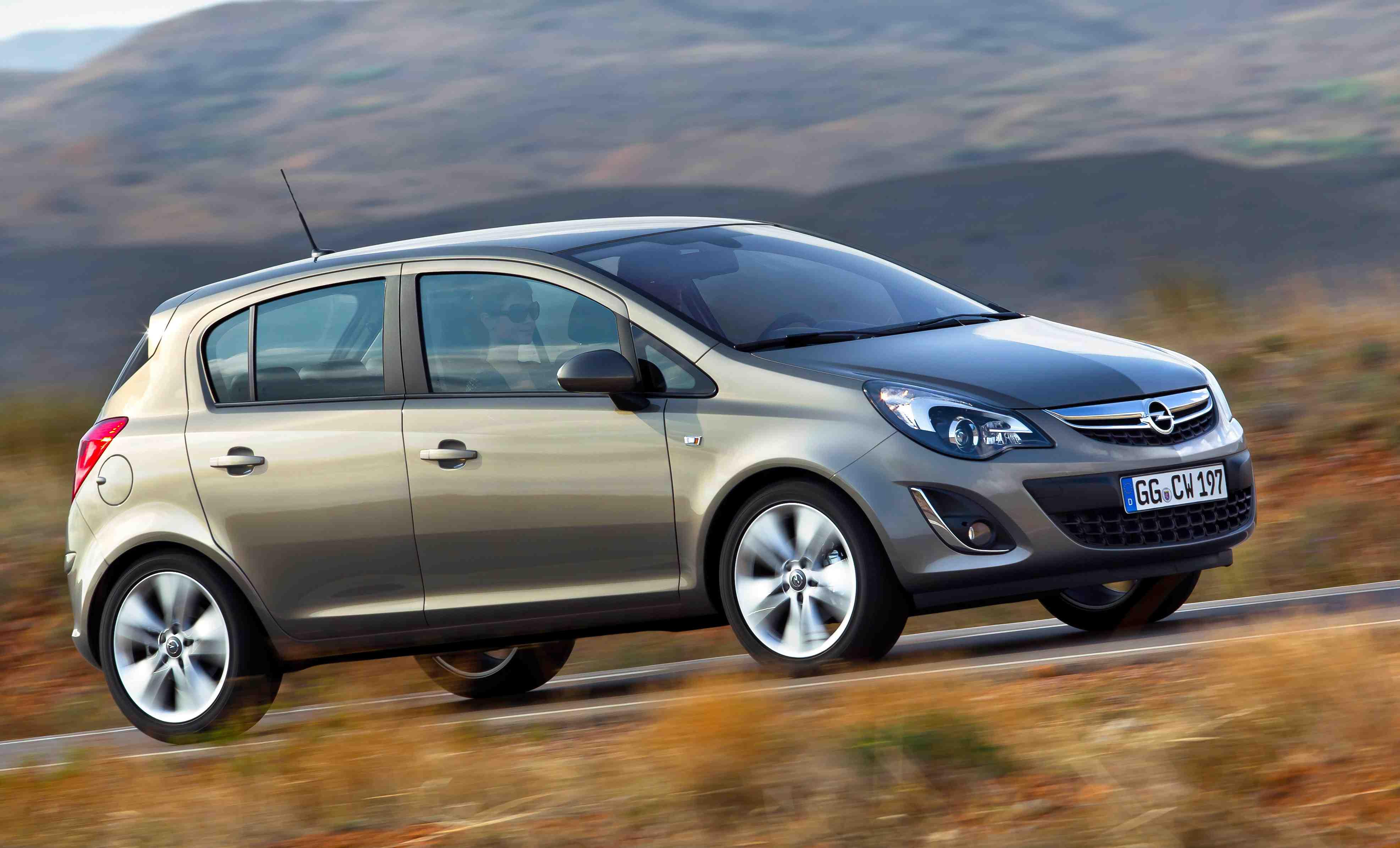 Opel Corsa dyna 1.3 CDTi Ecoflex  autos wallpapers Desktop Download