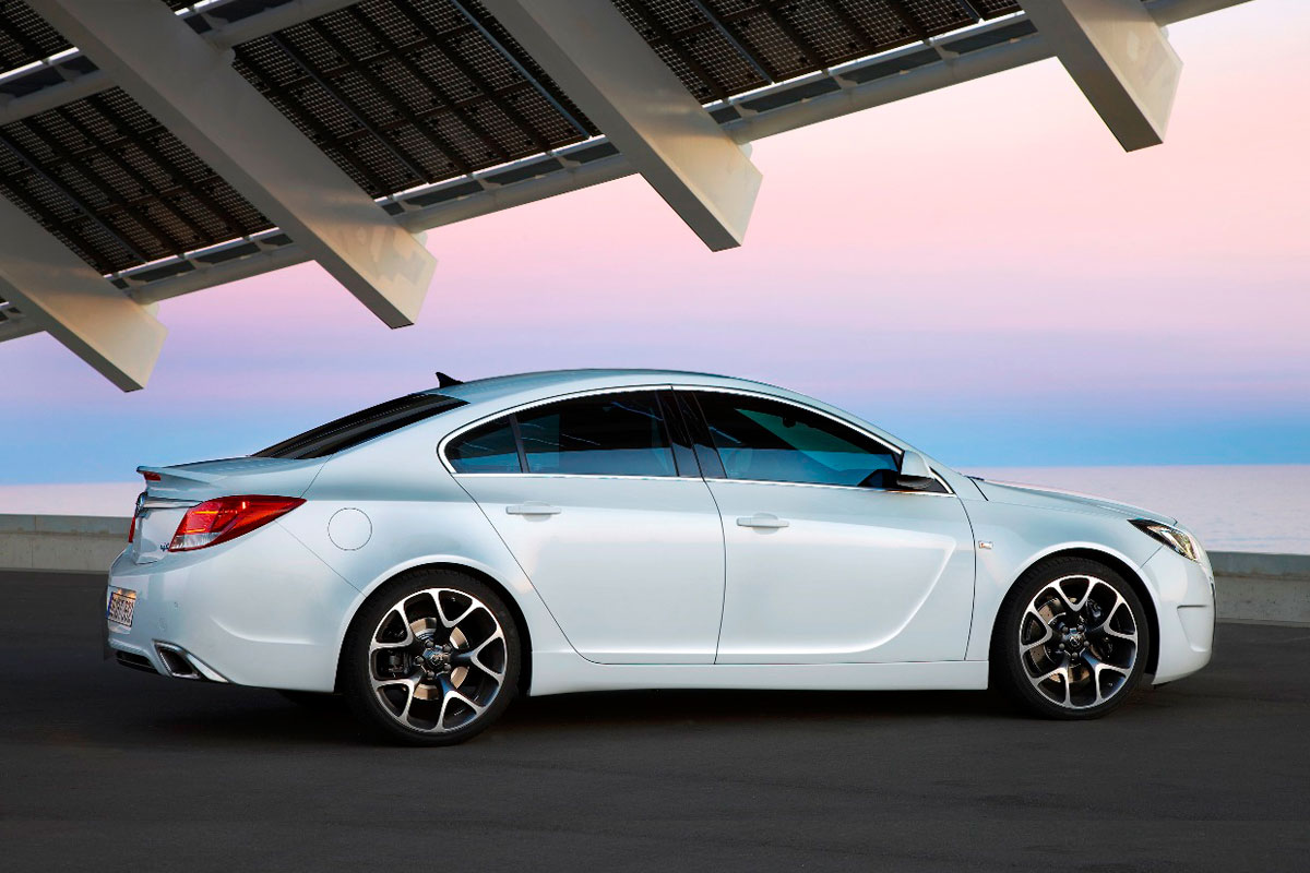 opel insignia opc vauxhall Holden replaced the Opel-sourced Barina with a version of the