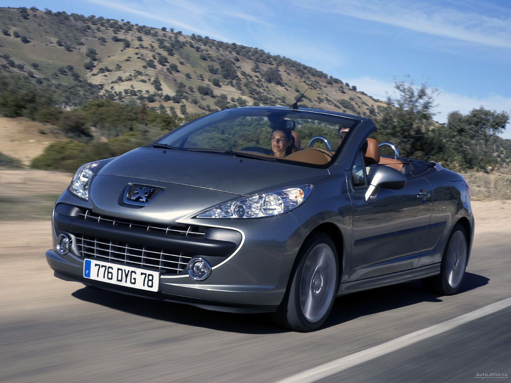 Peugeot 207 Desktop Backgrounds