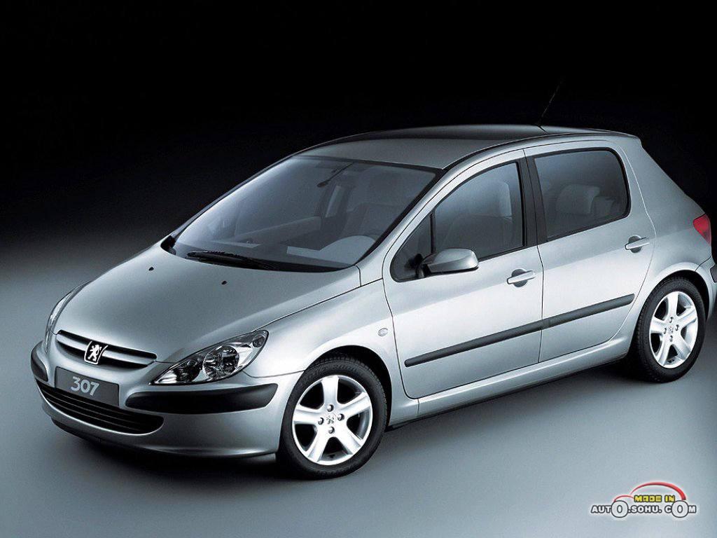 Peugeot 307 HD information Wallpapers Download
