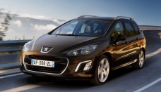 Peugeot 308 SW Wallpapers Desktop Download