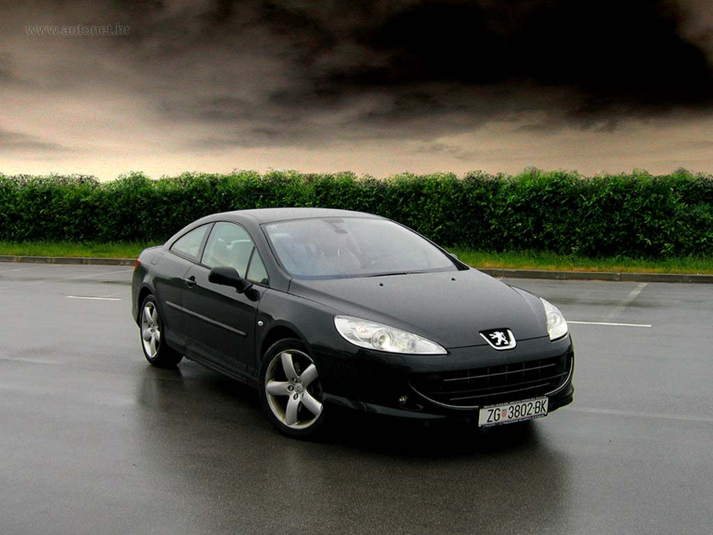 Peugeot 407 HDI photos Capped Servicing Wallpapers Download