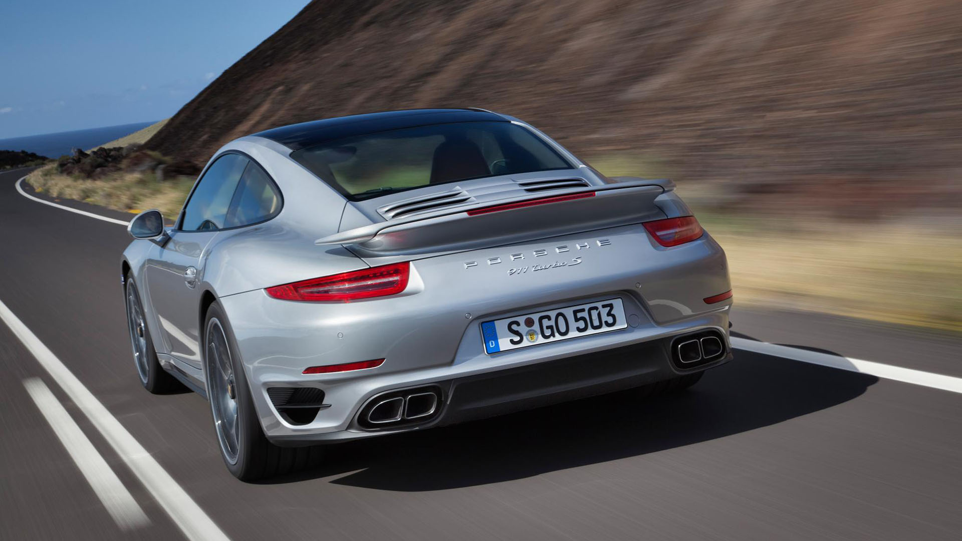 Porsche 911 Turbo Wallpapers HD