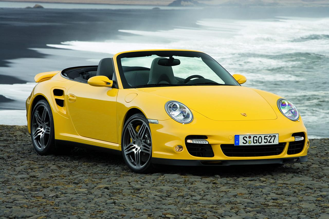 Porsche 911 997 Turbo Car convertible Specifications  Addicted to Speed Desktop Backgrounds