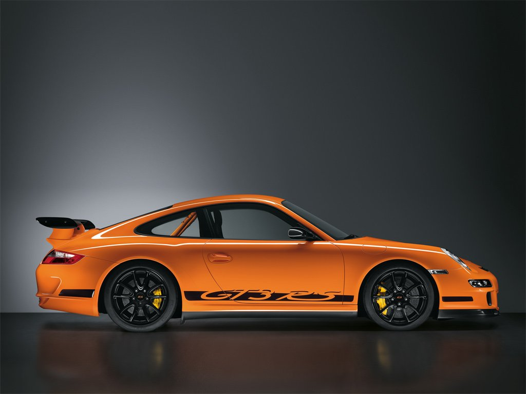 Porsche 911 GT3 orange Car Specifications Wallpaper Desktop Download