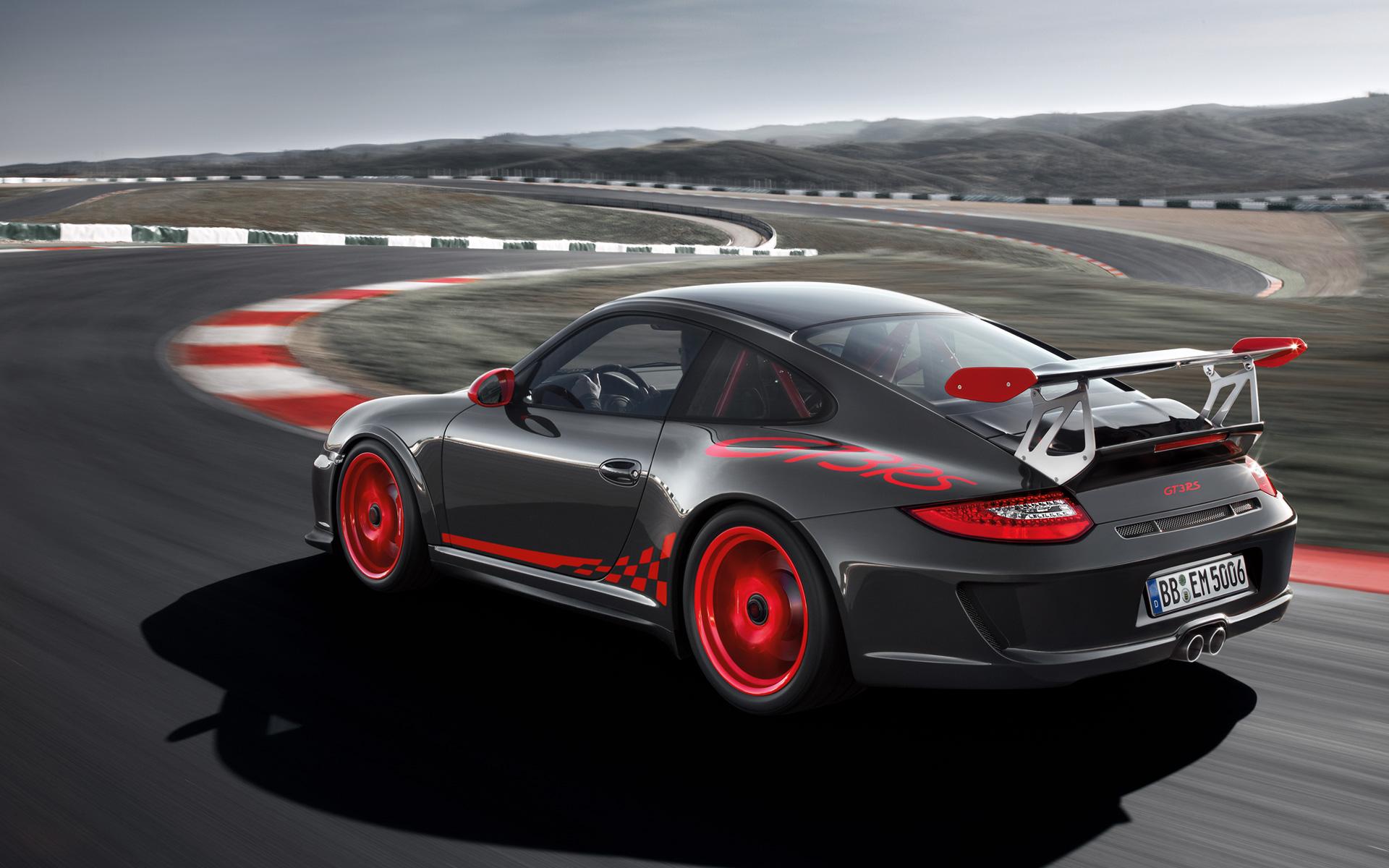Porsche 911 GT3 RS photos Wallpaper Desktop Download