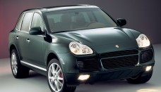 Car rent of Porsche Cayenne Turbo Free Download Image Of