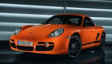 Porsche Cayman S orange Car Specifications Motorsports Wallpapers Download