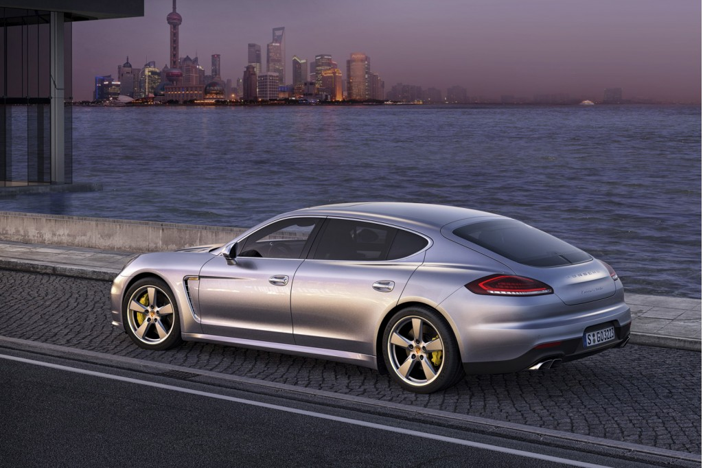 Porsche Panamera Plug In And Long Wheelbase Models Join The Fold Wallpapers HD