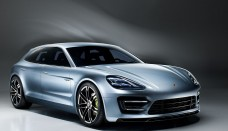 Porsche Panamera Sport Turismo the companys first plug in hybrid Wallpapers HD