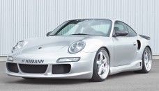 Porsche aero kit for 996 in 997 style Sports Car wallpaper Backgrounds