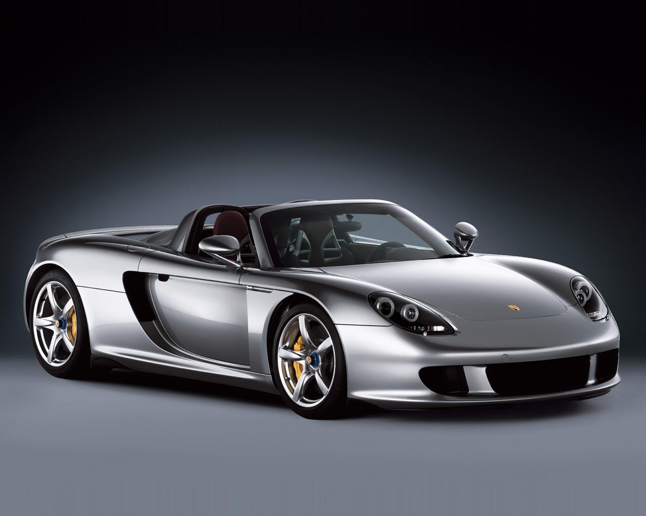 Porsche Carrera GT convertible Wallpapers HD