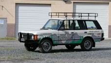 Land Rover Range Rover Great Divide Expedition Replica Photo Car Pictures Wallpapers Backgrounds
