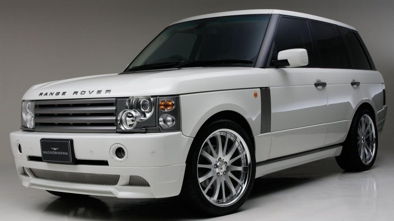 Range Rover HD Wallpapers Desktop Download