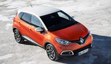 renault captur genf auto salon SUV small crossover Wallpapers Desktop Download