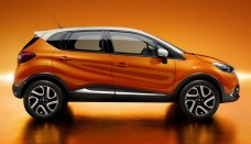 Renault Captur Crossover Photos Revealed side profile Image Wallpapers Download