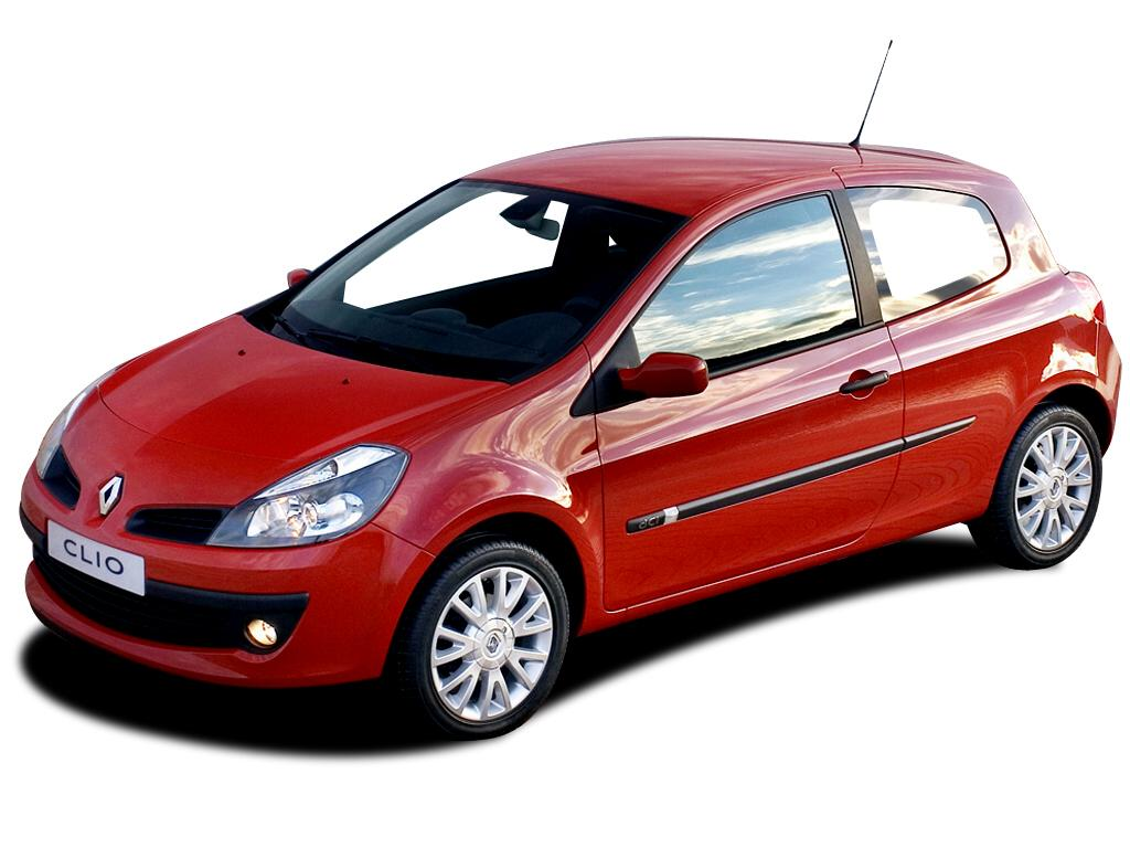 Renault Clio Car Specifications High Resolution Image Download