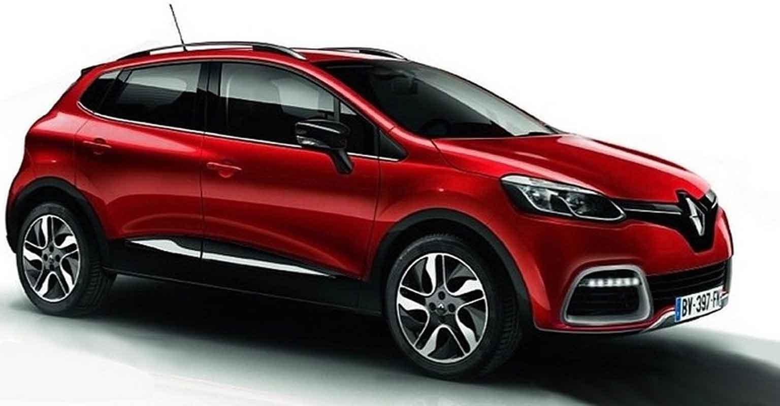 Yeni Renault Captur High Resolution Image Wallpapers Desktop Download