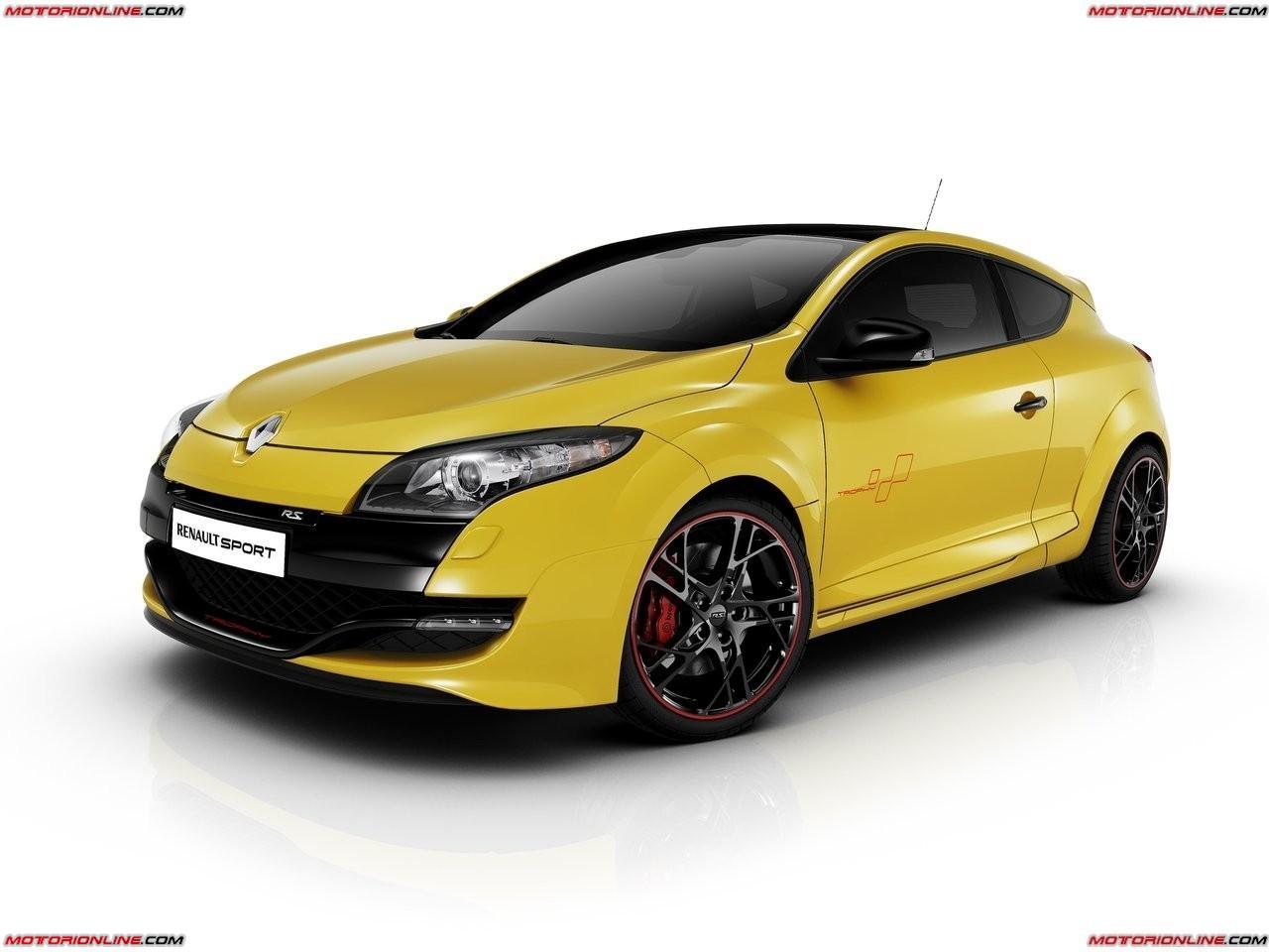 Renault Megane RS Trophy Wallpapers HD