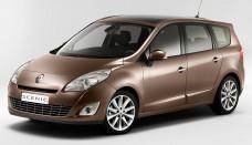 Renault scenic minivan High Resolution Image Wallpapers Desktop Download