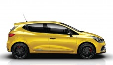 renault unveils new clio rs 200 turbo with double clutch Wallpapers HD