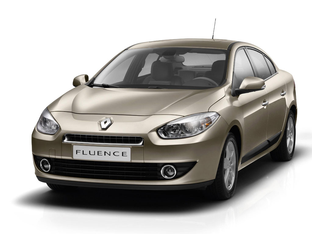 Renault Fluence  Free Download Image Of