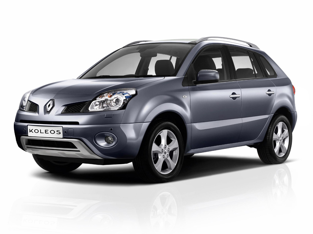 Renault Koleos Resimleri concept car photos Wallpapers HD