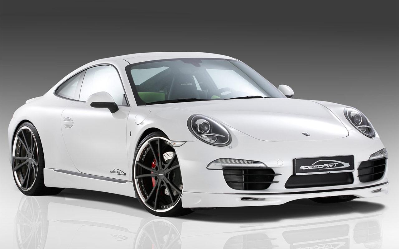speedART Porsche 911 SP91 R Speed Desktop Backgrounds
