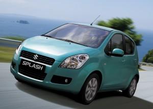 Suzuki Splash 7 polet Desktop Backgrounds