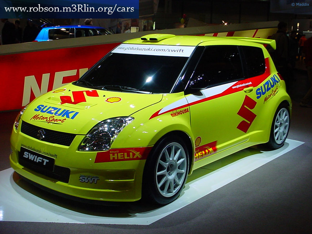 Suzuki Swift Modified Sport Wallpapers HD
