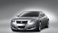 Suzuki Kizashi Concept used the New York Auto show Wallpapers HD
