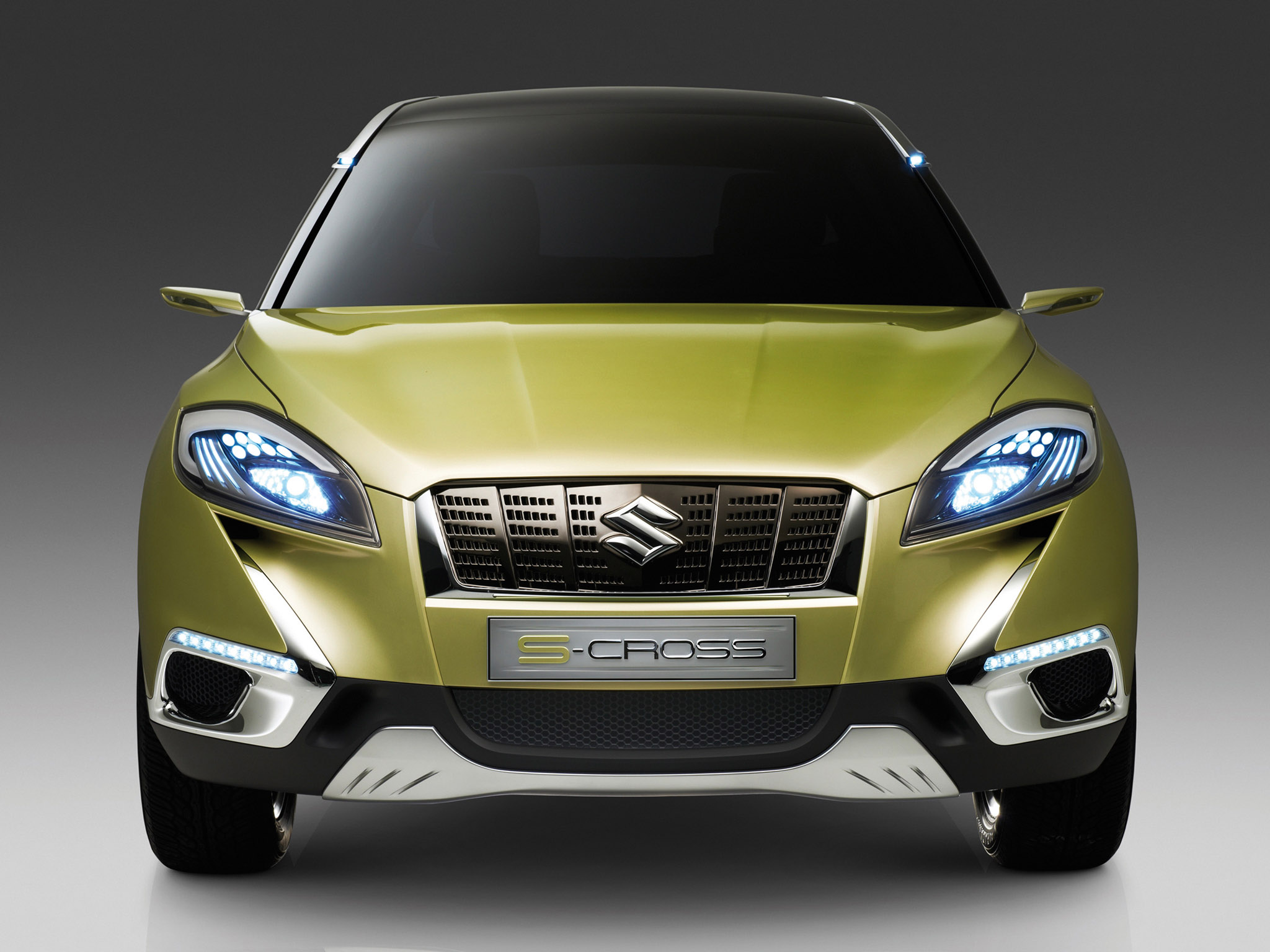 Suzuki s cross concept Sport Desktop Backgrounds