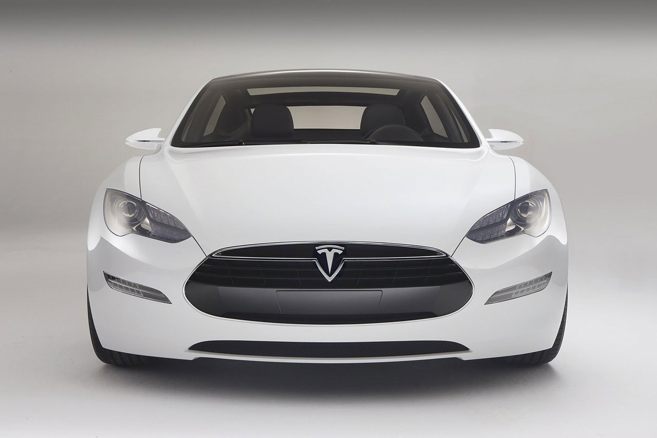 Tesla Model S official Photo High Resolution Wallpaper Free