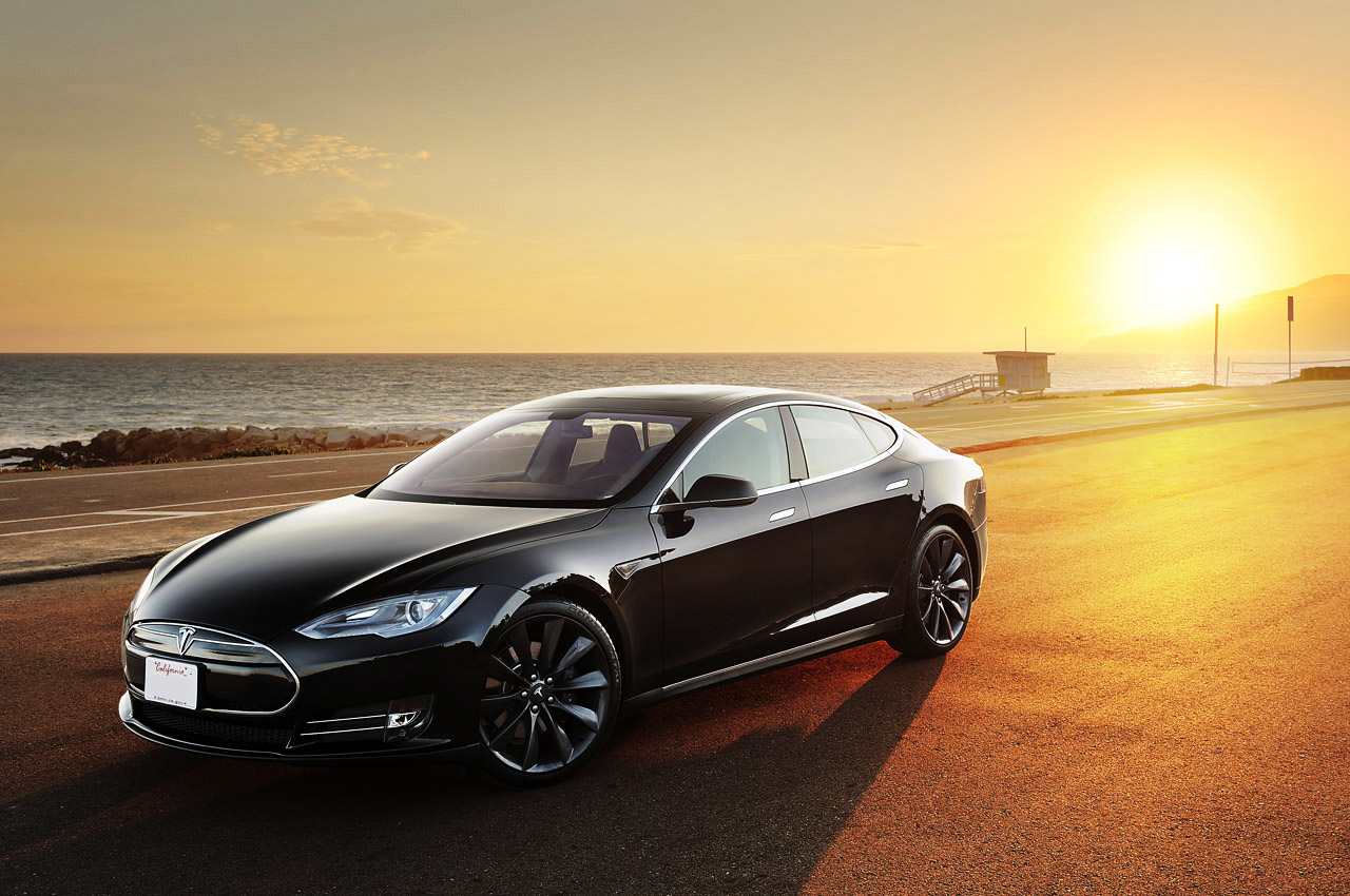 Tesla Model S Photo Gallery Super Car Images Wallpapers HD