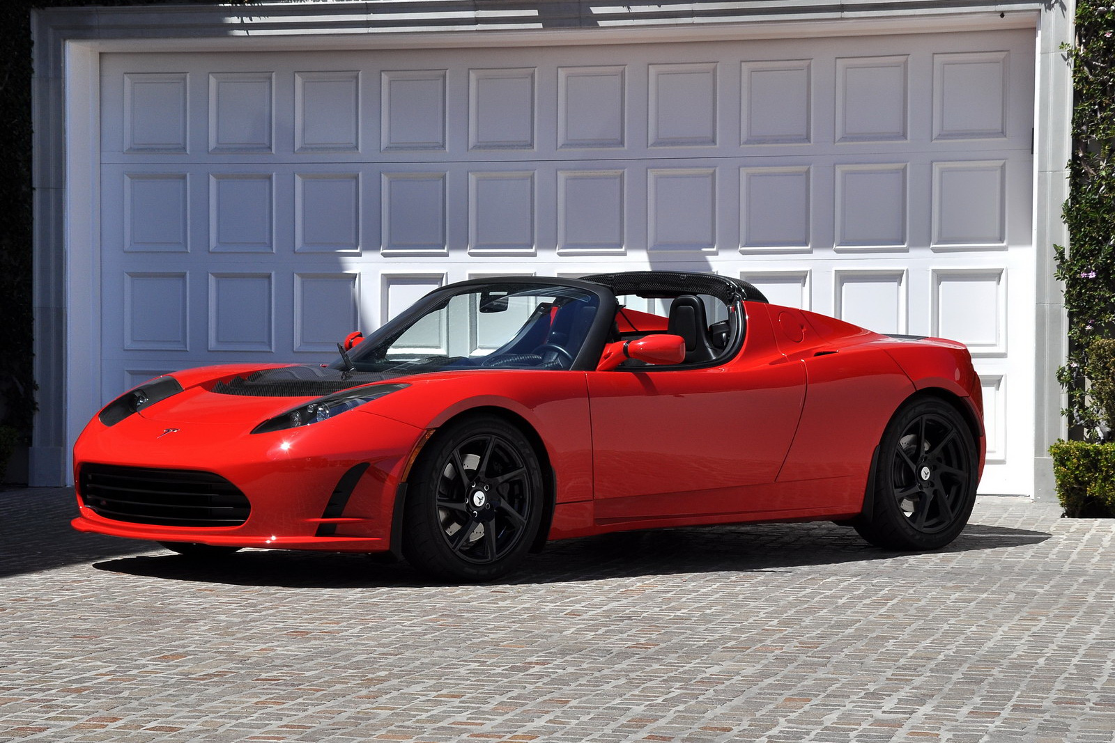 Tesla Roadster por Australia Wallpaper Gallery Free