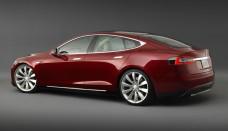 Tesla Model S Cartype Desktop Backgrounds