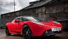 Tesla Roadster Sport UK Free Download Image Of