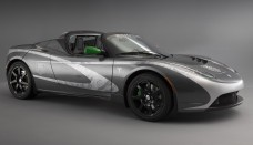Tesla Roadster Tag Heuer  High Resolution Wallpaper Free