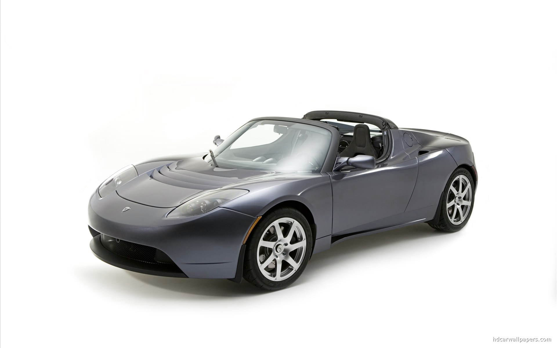 Tesla Roadster Sport 2 wide Photo Car Images Wallpapers HD Wallpaper