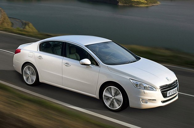 Peugeot 508 Click above for high-res image gallery Wallpaper Backgrounds
