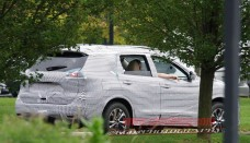 nissan rogue spy shots photos image hosting free